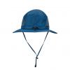 Marmot Simpson Mesh Sun Hat, Vintage Navy, Back View