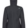 Marmot Solaris Jacket Women's, Black, Back View