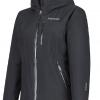 Marmot Solaris Jacket Women's, Black, Side View