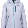 Marmot Solaris Jacket Women's, Lavender Aura, Front View