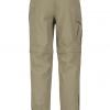 Marmot Transcent Convertible Pants Men's, Cavern, Back View