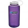 Nalgene 1L, Purple Bottle with White Cap