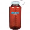 Nalgene 1L, Rustic Orange Bottle with Iridescent Cap