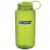 Nalgene 1L, Spring Green Bottle with Spring Green Cap