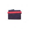 Natal Design Loo Pocket Type 3, Purple, Back View