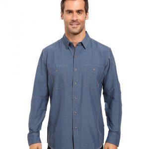 Renegade Long Sleeve Shirt – Pirate Blue F