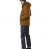 Arc'teryx Koda Jacket Men's, Caribou, Side View