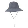 ExOfficio Sol Cool Adventure Hat, Carbon, Back View