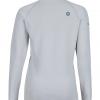 Marmot Variant Jacket Women's, Brightsteel/White, Back View