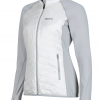 Marmot Variant Jacket Women's, Brightsteel/White, Side View