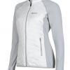 Marmot Variant Jacket Women's, Brightsteel/White, Side View