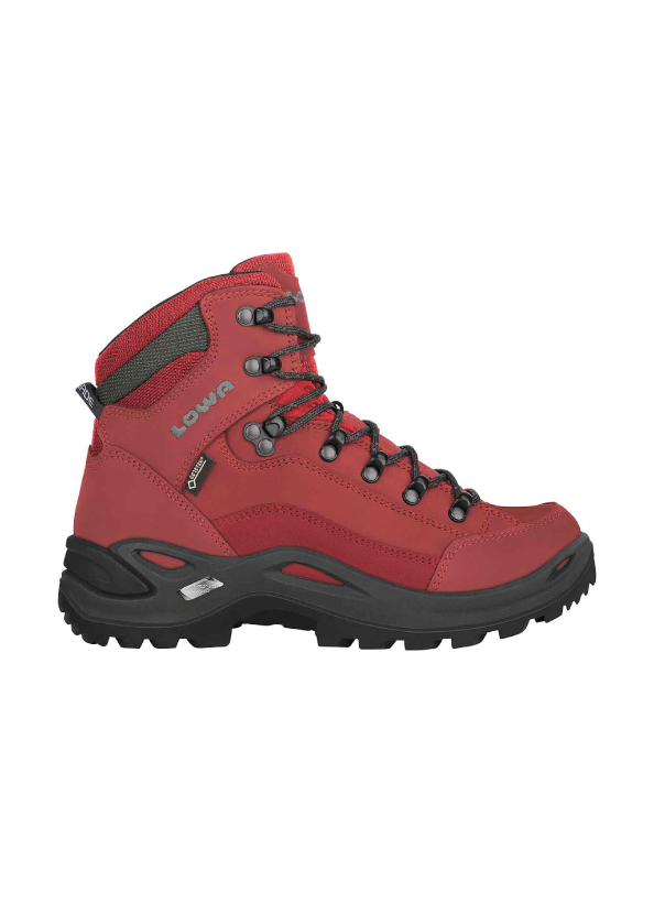 lowa-renegade-mid-womens-red